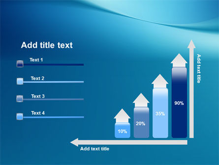 Clean Blue PowerPoint Template Slide 8
