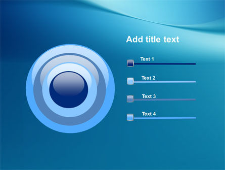 Clean Blue PowerPoint Template Slide 9