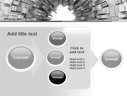 Techno PowerPoint Template Slide 17