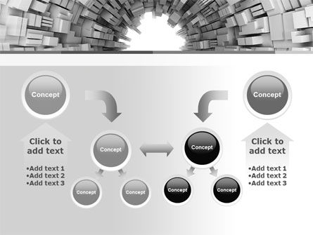 Techno PowerPoint Template Slide 19