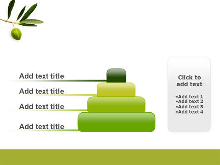 Olive Tree PowerPoint Template Slide 8