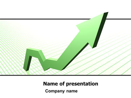 Consulting: Rating Up PowerPoint Template #05822