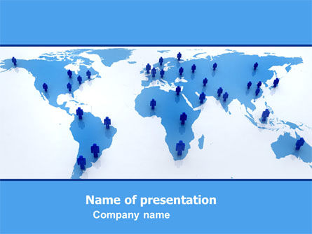 Network PowerPoint Template