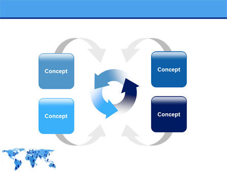 Network PowerPoint Template Slide 6
