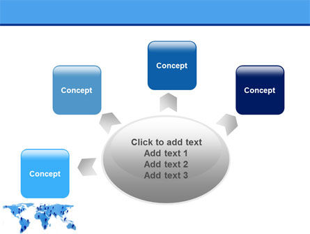 Network PowerPoint Template Slide 7