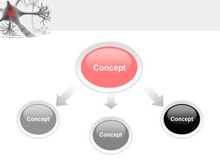 Neural Nodes PowerPoint Template, Slide 4, 05826, Medical — PoweredTemplate.com