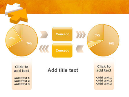 Contrast Direction PowerPoint Template Slide 16