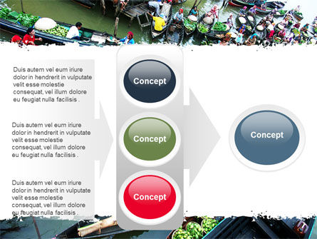 Thailand PowerPoint Template Slide 11