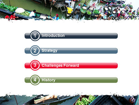 Thailand PowerPoint Template, Slide 3, 05830, Food & Beverage — PoweredTemplate.com