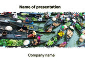 Food & Beverage: Thailand PowerPoint Template #05830