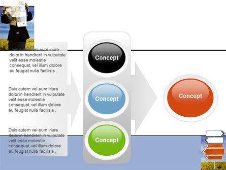 Choosing Root PowerPoint Template Slide 11