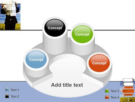 Choosing Root PowerPoint Template Slide 12