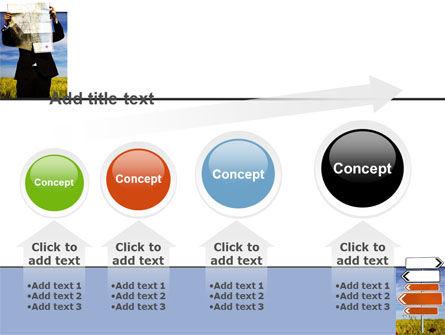 Choosing Root PowerPoint Template Slide 13