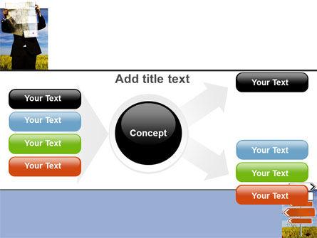 Choosing Root PowerPoint Template Slide 14