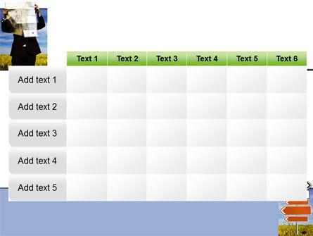 Choosing Root PowerPoint Template Slide 15