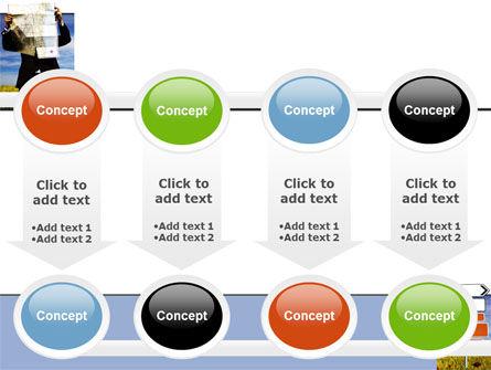 Choosing Root PowerPoint Template Slide 18