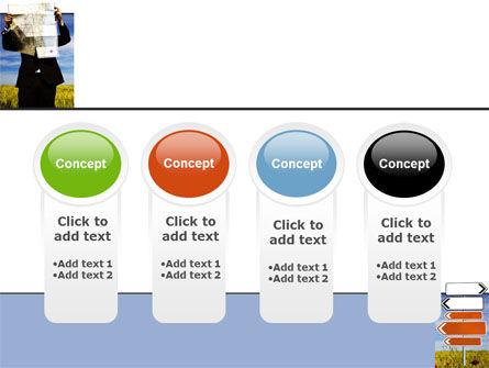 Choosing Root PowerPoint Template Slide 5