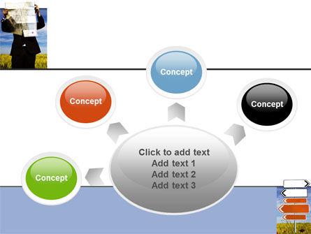 Choosing Root PowerPoint Template Slide 7