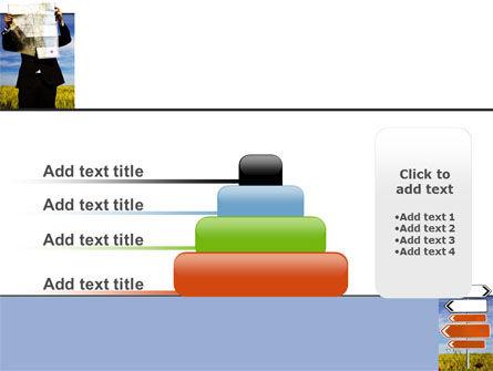 Choosing Root PowerPoint Template Slide 8
