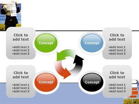 Choosing Root PowerPoint Template Slide 9