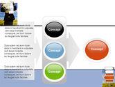 Choosing Root PowerPoint Template#11