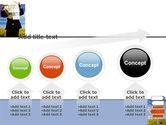 Choosing Root PowerPoint Template#13