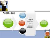 Choosing Root PowerPoint Template#17