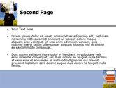 Choosing Root PowerPoint Template#2