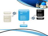 Greek Island PowerPoint Template#13