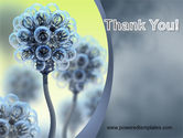 Electric Flower PowerPoint Template#20