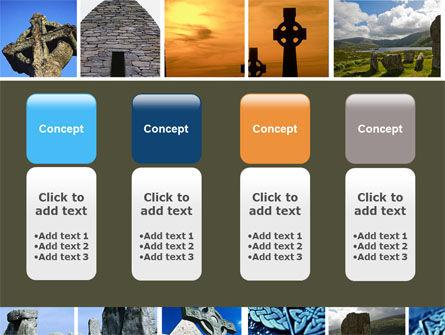 Celtic Revival PowerPoint Template Slide 5