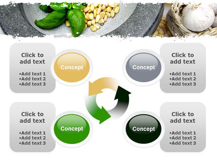 Garlic PowerPoint Template Slide 9