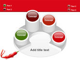 Chili Pepper PowerPoint Template#12