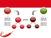 Chili Pepper PowerPoint Template#19