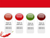 Chili Pepper PowerPoint Template#5