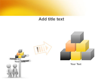 Present Past PowerPoint Template Slide 13