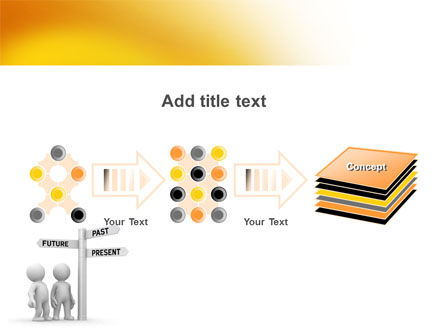 Present Past PowerPoint Template Slide 9