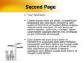 Present Past PowerPoint Template#2