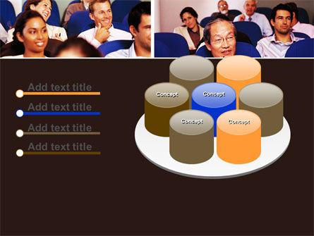 Business Seminar PowerPoint Template Slide 12
