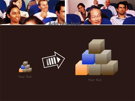 Business Seminar PowerPoint Template Slide 13