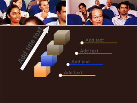 Business Seminar PowerPoint Template Slide 14