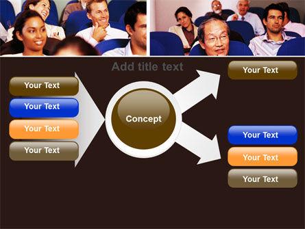 Business Seminar PowerPoint Template Slide 15