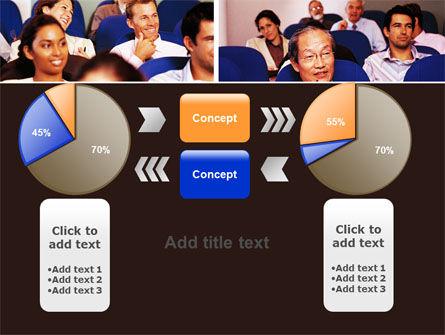 Business Seminar PowerPoint Template Slide 16