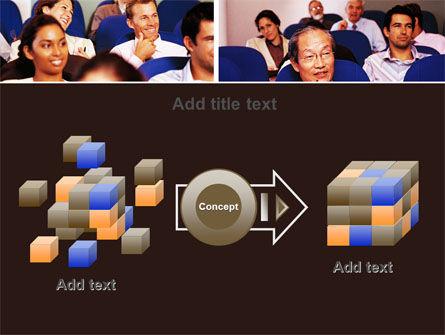 Business Seminar PowerPoint Template Slide 17