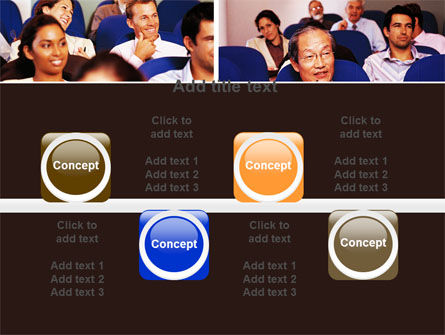 Business Seminar PowerPoint Template Slide 18