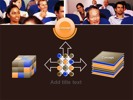 Business Seminar PowerPoint Template Slide 19