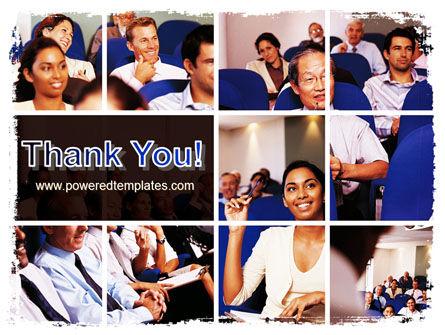 Business Seminar PowerPoint Template Slide 20