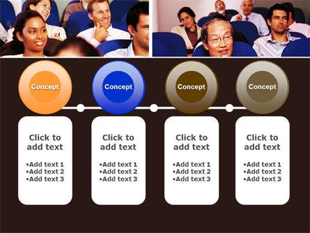 Business Seminar PowerPoint Template Slide 5