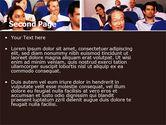 Business Seminar PowerPoint Template#2