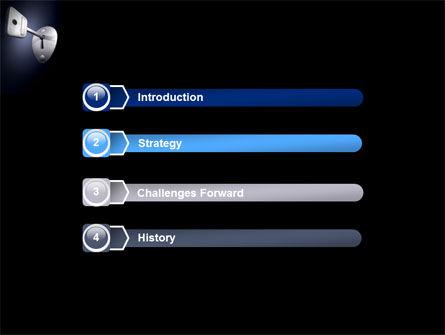 Key PowerPoint Template Slide 3